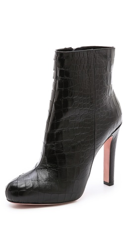 Jean-Michel Cazabat Parisian Platform Booties at Shopbop / East Dane