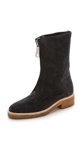 Jean-Michel Cazabat Comba Zipper Boots