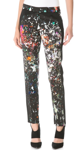 J. Mendel Slim Trousers