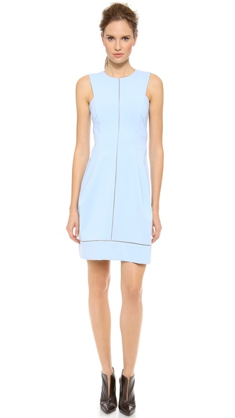 J. Mendel Sleeveless Paneled Dress