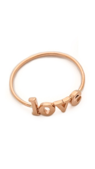 Jennifer Meyer Jewelry Love Ring