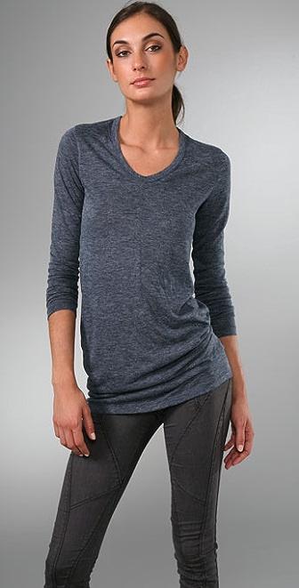 JNBY V Neck Sweater