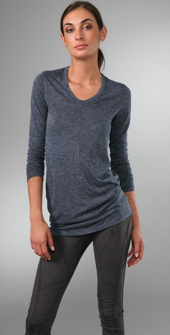 JNBY V Neck Sweater