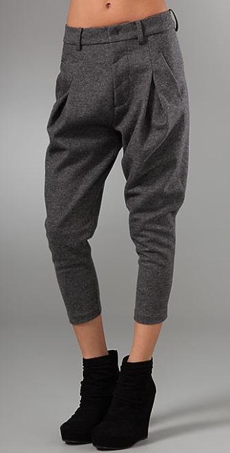 JNBY Wool Pants