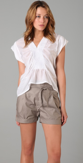 JNBY Short Sleeve Top