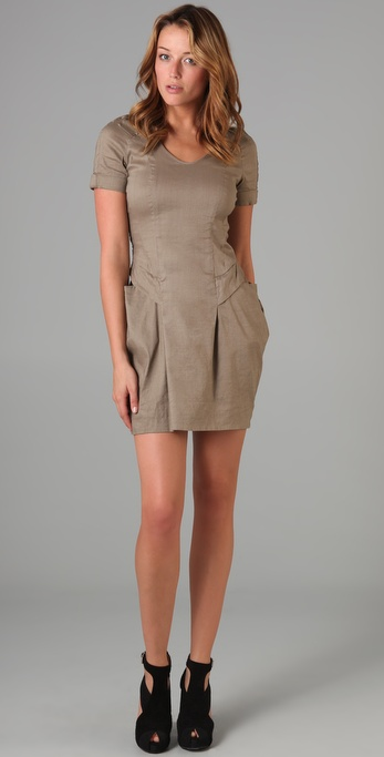 JNBY Short Sleeve Dress