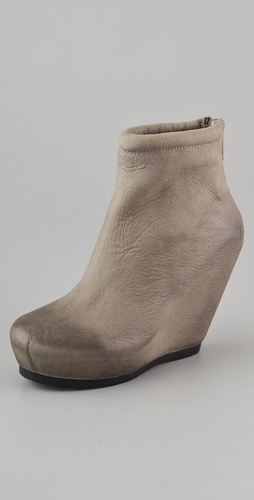 JNBY Wedge Booties