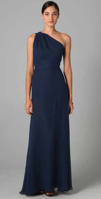 Joanna August Erica Long Gown