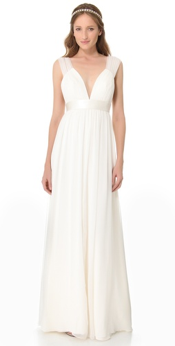 Shop Joanna August Ceremony by Joanna August Harb Gown and Joanna August online - Apparel,Womens,Dresses,Black_Tie, online Store