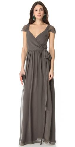 Joanna August Newbury Wrap Dress