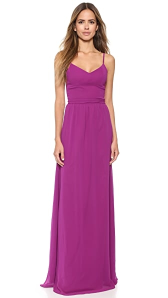Kupi Joanna August haljinu online i raspordaja za kupiti Joanna August Stephanie Long Dress Scarlett online