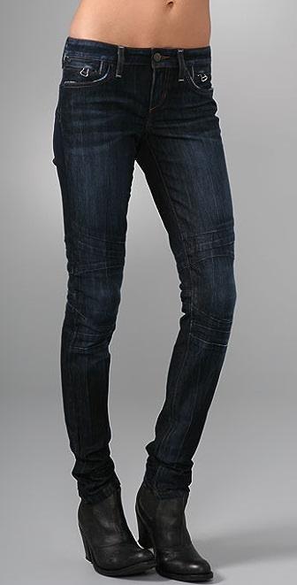 Joe's Jeans Chelsea Ultra Slim Moto Jeans