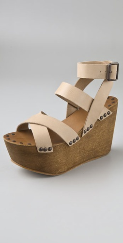Joe's Jeans Brenda Platform Sandals