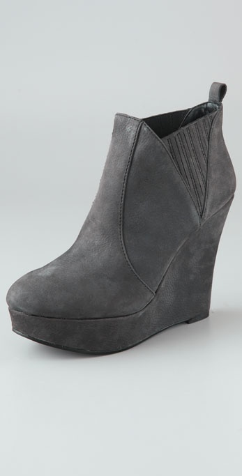 Joe's Jeans Valerie Wedge Booties