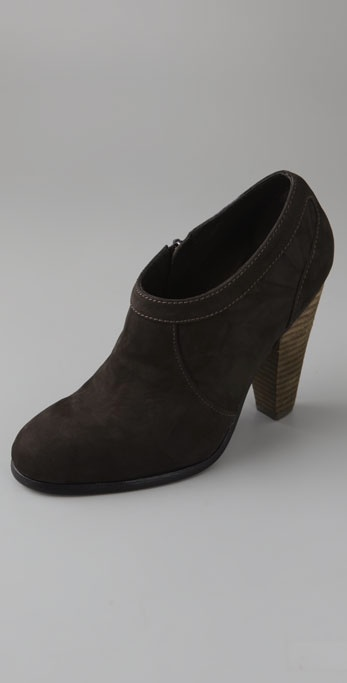 Joe's Jeans Ideal Nubuck Booties