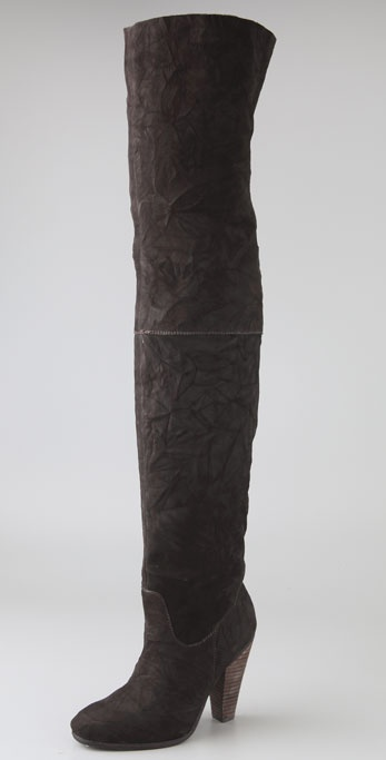 Joe's Jeans Imagine Suede Over the Knee Boots