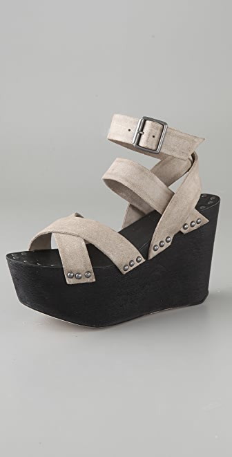 Joe's Jeans Brenda Platform Sandals