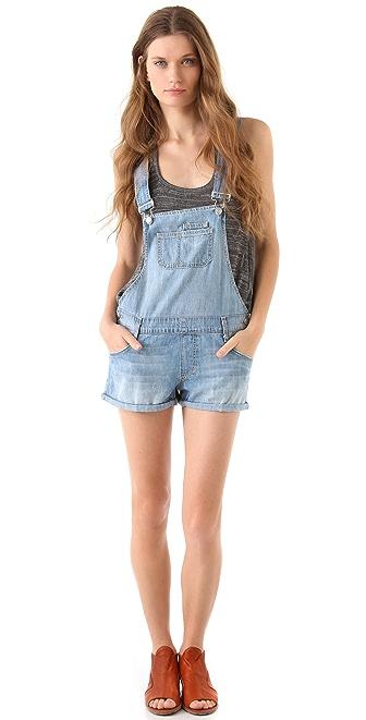 Joe's Jeans Short Overalls