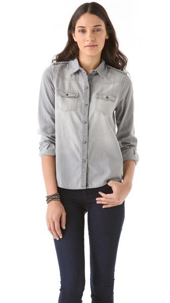 Joe's Jeans Western Braid Shirt