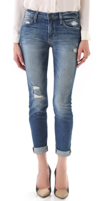 Joe's Jeans Renah Rolled Skinny Jeans