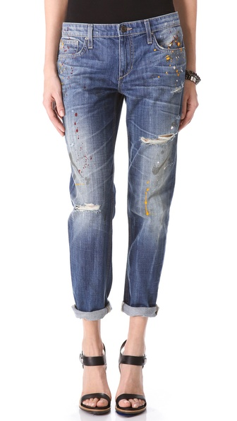 Joe's Jeans Vintage Reserve Easy High Water Jeans