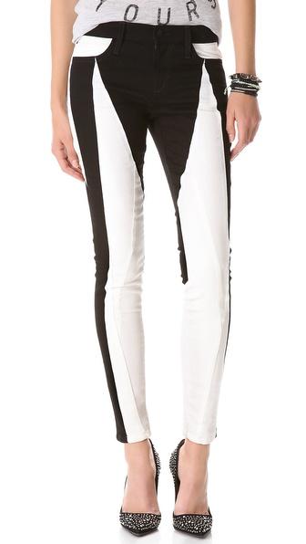 Joe's Jeans Tansy Seamstress Skinny Ankle Jeans