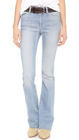 Joe'S Jeans High Rise Flare Jeans - Nayeli