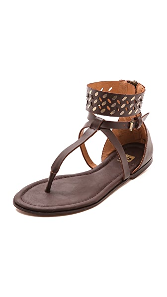 Joe's Jeans Effie Lasercut Sandal