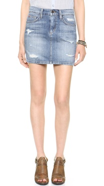 Joe's Jeans High Rise Miniskirt
