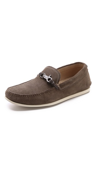 John Varvatos Star USA Schooner Dog Clip Shoes