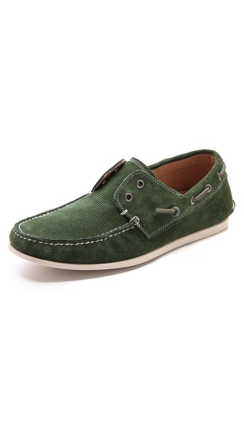 John Varvatos Star USA Schooner Boat Shoes