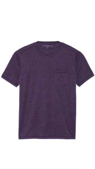 John Varvatos Star USA Short Sleeve Crew Neck Tee