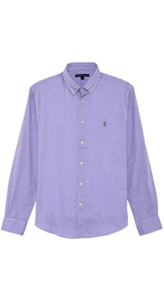 John Varvatos Star USA Button Down Shirt