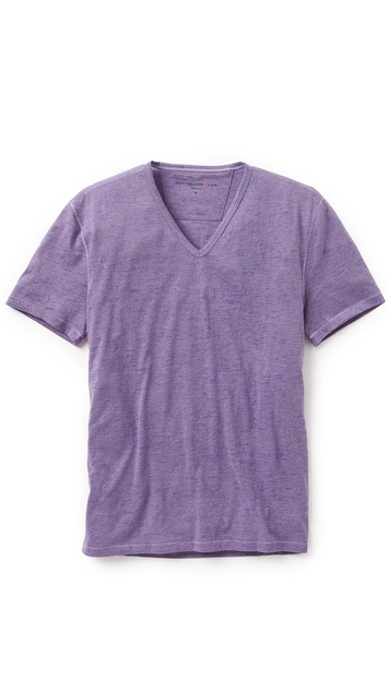 John Varvatos Star USA V Neck T-Shirt