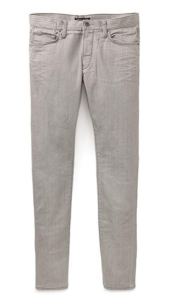 John Varvatos Star USA Bowery Slim Straight Jeans