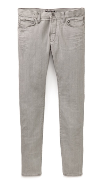 John Varvatos Star USA Bowery Slim Straight Jeans