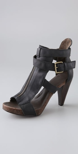 Joie Start Me Up Cork Platform Sandals