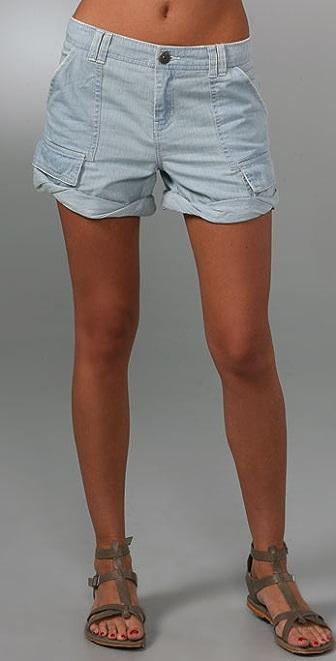 Joie Bromelia Shorts