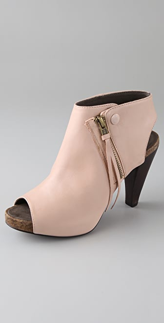 Joie She's Electric Open Toe Booties
