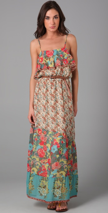 Joie Rominette Long Dress