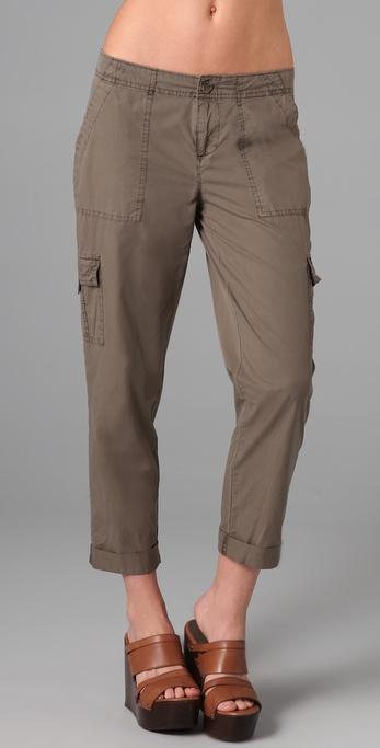 Joie York Crop Cargo Pants