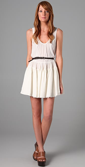 Joie Lou Belted Dress