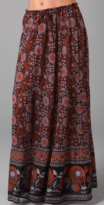 Joie Eunice Long Skirt