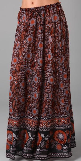 Joie Eunice Long Skirt