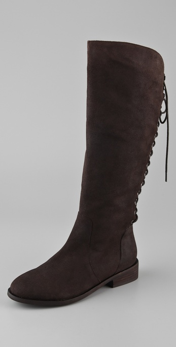 Joie Slow Ride Suede Boots