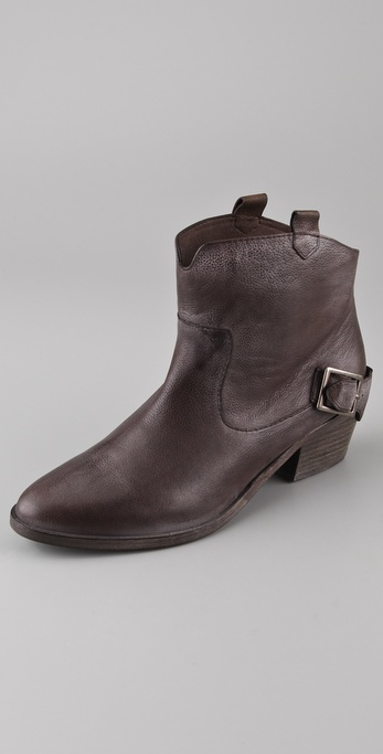Joie Garth Buckle Booties