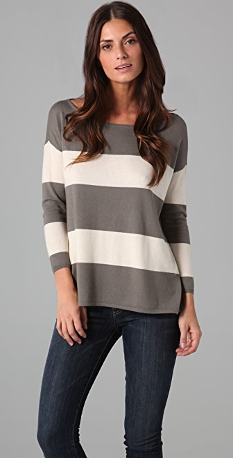 Joie Zed Striped Sweater