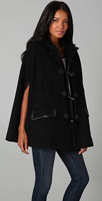 Joie Tyra Melton Wool Cape