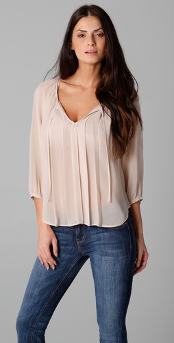 Joie Blanchette Blouse
