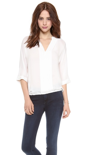 Joie Marru Top - Porcelain at Shopbop / East Dane